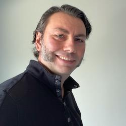 Dr. Ryan Eustice - Headshot