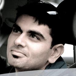 Siddharth Vinayak Patankar - Headshot