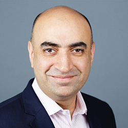 Umar Farooq - Headshot