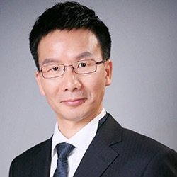 Dr. Jim Wang - Headshot