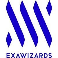 エクサウィザーズ社 - Logo