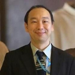 Daisuke Tanaka - Headshot