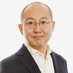 Ko Ishiyama - Headshot
