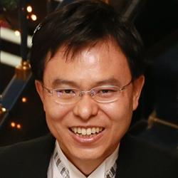 森谷 隆氏 - Headshot