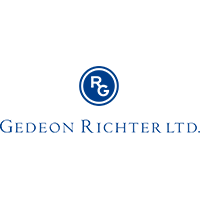 Gedeon Richter's Logo