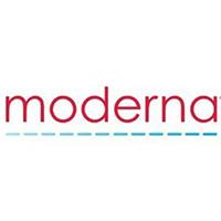 Moderna - Logo