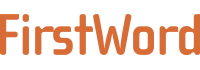 FirstWord - Logo