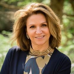Amy Apostoleris, MAT, MBA - Headshot