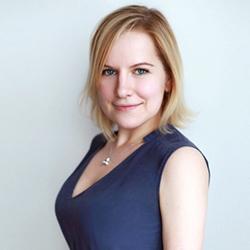 Anastasiya Kolyasnikova - Headshot
