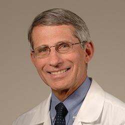Anthony S. Fauci, M.D. - Headshot