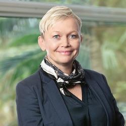Ariette van Strien - Headshot