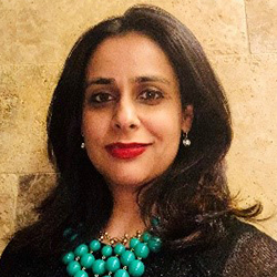 Bharti Rai - Headshot