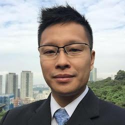 Daniel Weng - Headshot