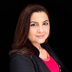 Ghada Ashkar - Headshot