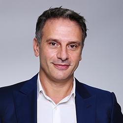 Gilles Paubert - Headshot