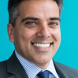 Irfan Khan - Headshot