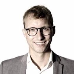Jesper Bjerggren - Headshot