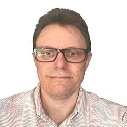 Julian Upton - Headshot