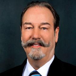 Dr. Keith Coffee - Headshot