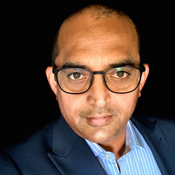 Kumaran Krishnan - Headshot