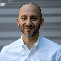 Leo Petrossian - Headshot