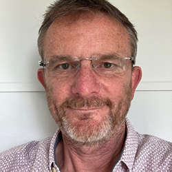 Mark Rees-Saunders - Headshot