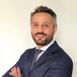 Massimiliano Siciliano - Headshot