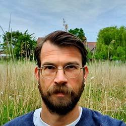 Mathias Leddin - Headshot