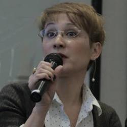 Milena Mitova - Headshot