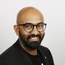 Milind Kamkolkar - Headshot