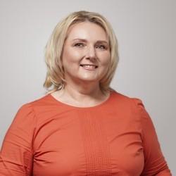 Nataliya Andreychuk - Headshot
