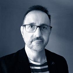 Nigel Campbell - Headshot