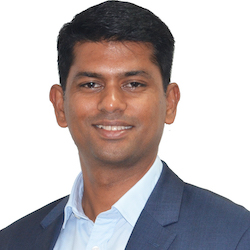 Prashant Parab - Headshot