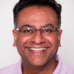 Ritesh Patel - Headshot