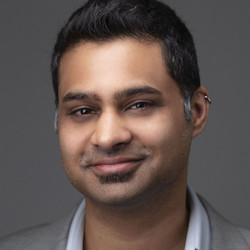 Rohit Nambisan - Headshot
