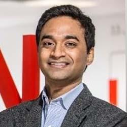 Sandeep Burugupalli - Headshot