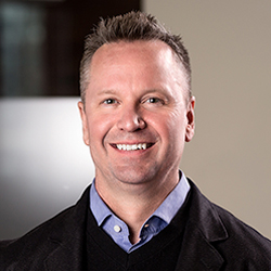 Todd Johnson, MPH, MBA - Headshot