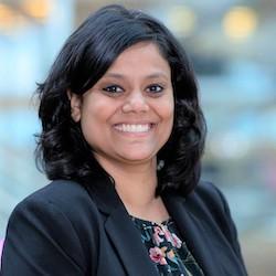 Vanitha S V - Headshot