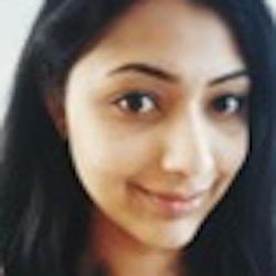 Vasundhara Sridharan - Headshot