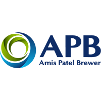 Amis, Patel & Brewer, LLP - Logo