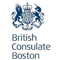 British Consulate Boston - Logo