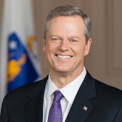 Governor Charlie Baker - Headshot