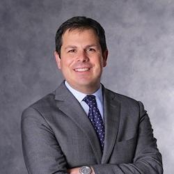 Commissioner David Lehman - Headshot