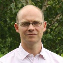 James Cotter - Headshot
