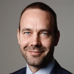 Lars Thaaning Pedersen - Headshot