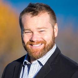 Commissioner Patrick Woodcock - Headshot