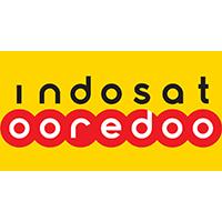 Indosat Ooredoo's Logo