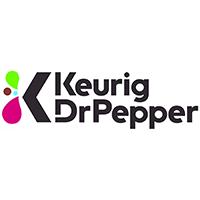 Keurig Dr Pepper's Logo