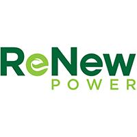 ReNew Power's Logo