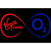 Virgin Media O2's Logo
